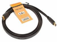 Кабель HDMI-M -> HDMI-M 1.5 TV-COM