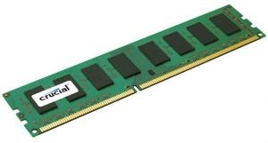 Память DDR3 4Gb <PC3-12800> Crucial <CT51264BD160B> 1.35V CL11