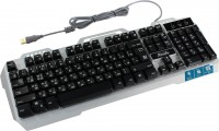 Клавиатура USB Defender Metal Hunter GK-140L