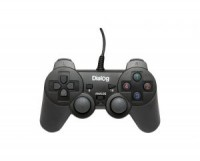 Геймпад USB Dialog Action GP-A11 PC / D-pad / 2xAnalog-pad / 12btn / Vibro