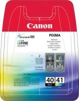 Картридж Canon PG-40 / CL-41Multi Pack набор из 2 картриджей
