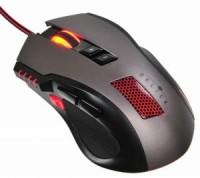 Мышь USB OKLICK 805G V2 6btn+Roll / 800dpi-3200dpi