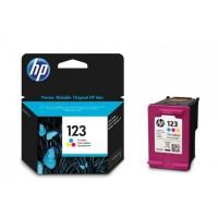 Картридж hp F6V16AE (№123) Color для HP DJ 2130