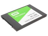 SSD 240 Gb SATA 6Gb / s WD Green Series <WDS2400G2G0A> 2.5 TLC (80 TBW / 465 Мбайтс)