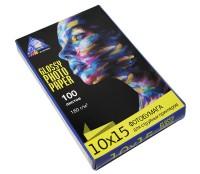 Фотобумага A6 (10x15), глянцевая, 180 г / м2, 100 листов, Inksystem