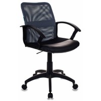 Кресло Бюрократ CH-590 / DG (Черный)