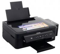 Принтер МФУ Epson L366 (A4 / 5760*1440dpi / 33стр / 4цв / Wifi / струйный)