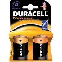 Элемент питания Duracell Turbo MAX D 2шт LR20-2BL