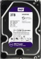 HDD 3.5 3 Tb Western Digital Purple <WD30PURZ> Video Purple 64Mb SATA-III