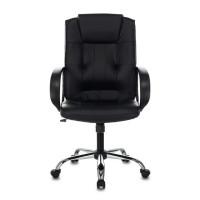 Кресло Кресло Бюрократ T-800N (черный)