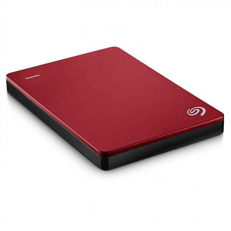"Внешний HDD 1Tb Seagate Backup Plus <STDR1000203> (Red / 2.5"" / USB3.0)"