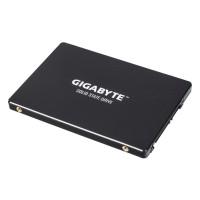 SSD 120 Gb GIGABYTE GP-GSTFS31120GNTD 2.5 (75TBW / 500:380 Мбайт / с) 3D TLC