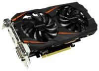Видеокарта NVIDIA GeForce GTX 1060 3Gb Gigabyte <GV-N1060WF2OC-3GD> GDDR5 192b DualDVI+HDMI+DP (RTL)