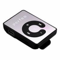 MP3 плеер Perfeo VI-M001 0Gb Silver