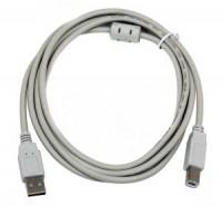 Кабель USB A -> B 1.8м NoName