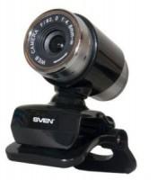 Веб-камера SVEN IC-720 (USB2.0 / 640x480 / микрофон)