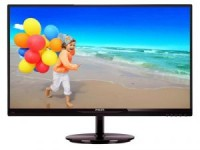 Монитор - 23 Philips 234E5QHSB IPS Black (16:9,1920x1080,5ms,250cd / m2,178° / 178°,VGA,HDMI,MHL)