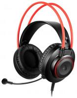 Полноразмерные наушники с микрофоном A4 Bloody G200 (20Гц-20КГц, 2м)