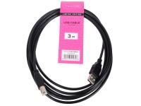 Кабель USB A -> B 3.0м TV-COM