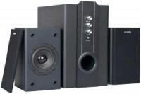 Колонки SVEN SPS-820 (2x10Вт+SUBx18Вт / 20Гц–20кГц / jack3.5 / RCA / 220V)