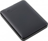 Внешний HDD 500Gb WD Elements Portable <WDBMTM5000ABK-EEUE> Black 2.5 USB3.0