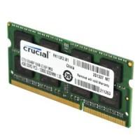 Память DDR3 SO-DIMM 8Gb <PC3-12800> Crucial <CT102464BF160B> CL11