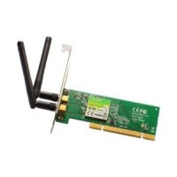 Адаптер Wi-Fi PCI TP-LINK TL-WN851ND 802.11n / 300Mbps / 2,4GHz / 2x2dBi