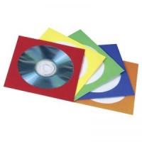 Конверты для 1CD / DVD диска Hama H-78367 25 шт