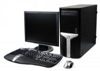 Системный блок GIPPO Intel G4930 / 4Gb / SSD 120Gb / SVGA / noODD / DOS