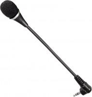 Микрофон Hama H-57152(30Гц-13кГц / jack3.5)