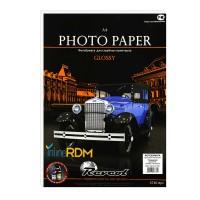 Фотобумага A4, глянцевая, 200 г / м2, 50 листов, REVCOL