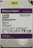 HDD 3.5 10 Tb Western Digital Purple <WD101PURZ > IntelliPower 256Mb SATA-III