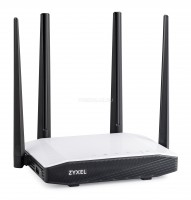 Маршрутизатор Zyxel Keenetic Extra 802.11n 4UTP 100Mbps, 1WAN, USB, 802.11a / b / g / n / ac, 867Mbps,4x5dBi