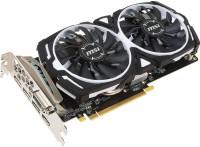 Видеокарта AMD Radeon RX 570 4Gb MSI ARMOR <RX 570 ARMOR 4G OC>GDDR5 128b DVI+HDMI+DP