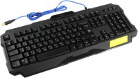 Клавиатура USB Defender Legion GK-010DL 104КЛ+15КЛ, подсветка