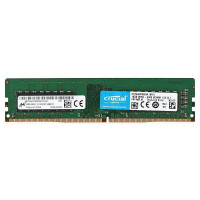 Память DDR4 16Gb PC4-19200 / CL17 Crucial CT16G4DFD824A