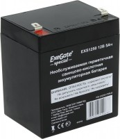 Аккумулятор ИБП Exegate EXS-1250 (70х101х90мм /  /  12В / 5Ач)