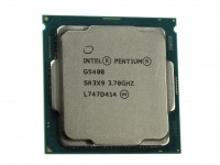 Процессор Intel Pentium Gold G5400 Soc-1151v2 (2 core / 3.7GHz / 54W / Intel UHD Graphics 610) BOX