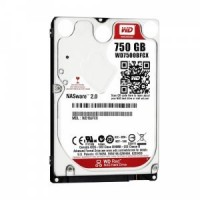 HDD 2.5 750 Gb Western Digital Red <WD7500BFCX> 5400rpm 16Mb SATA-III
