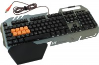 Клавиатура USB Bloody B418 104КЛ, подсветка