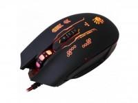 Мышь USB Bloody Q80B (8btn+Roll / 500dpi-3200dpi)