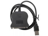 Кабель USB -> LPT Orient <ULB-225> 0.85м