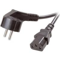 Кабель питания IEC-320-C5 микки-маус 1.8м VCOM <CE022-CU0.5-1.8м>(3 пин)