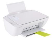 Принтер МФУ HP Deskjet 2130A (K7N77C) струйный принтер-сканер-копир, А4, 7.5 / 5.5 стр / мин, USB)