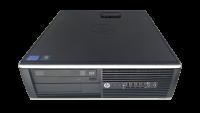 Неттоп HP Compaq 8200 Intel i5-2500S / 8Gb / SSD 120Gb / SVGA / DWD-RW / Win 7 PRO (Эволюция)
