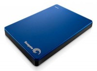 Внешний HDD 1Tb Seagate Backup Plus <STDR1000202> Blue 2.5 USB3.0