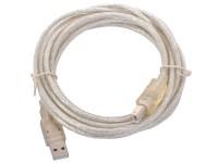Кабель USB A -> B 3.0м Telecom