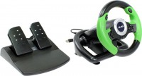 Руль SVEN Drift PC / D-pad / 10btn / 2педали / Vibro