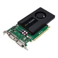 Видеокарта NVIDIA Quadro K2000 2Gb GDDR5 128b DVI+2xDP