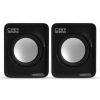 Колонки CBR CMS 90 (2x2,5Вт / 90Гц–20кГц / jack3.5 / USB)